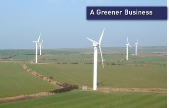 HCK Comms A greener business