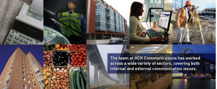 HCK Comms Sectors